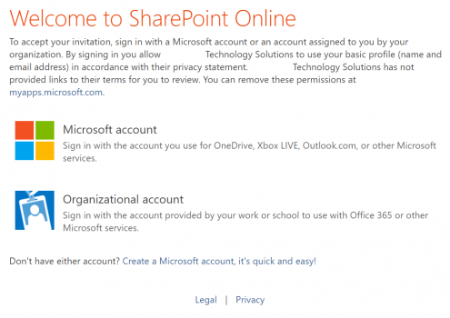 Office 365 SharePoint External Users License and Security