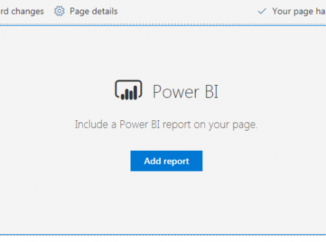 Solution – Add Web Part in Full Width Section in a SharePoint Online Communication Site