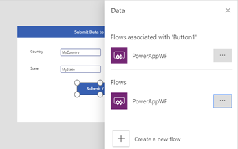 Submit the Data from PowerApps controls to SharePoint using Microsoft Flow